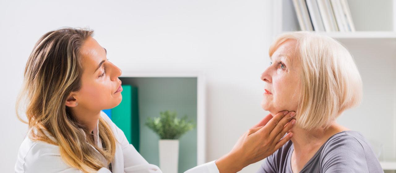 Problemy z przełykaniem – dysfagia