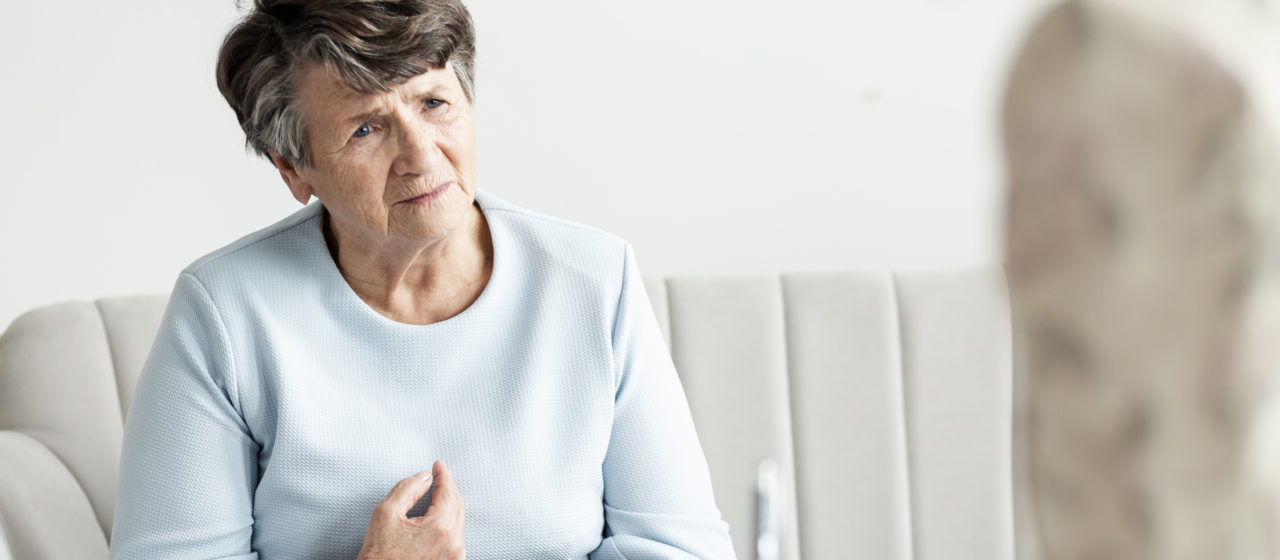 Wsparcie psychologa przy chorobie nowotworowej.