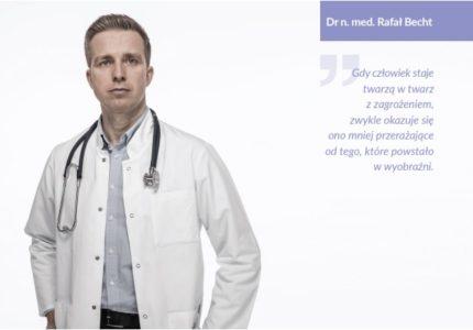 Dr n. med. Rafał Becht