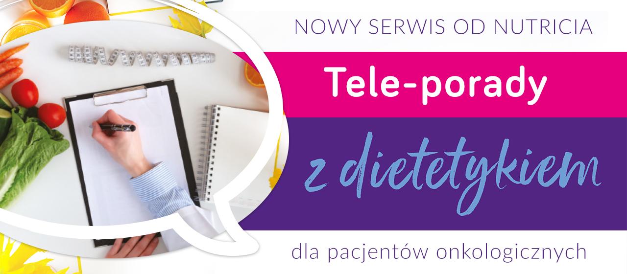 Teleporada z dietetykiem