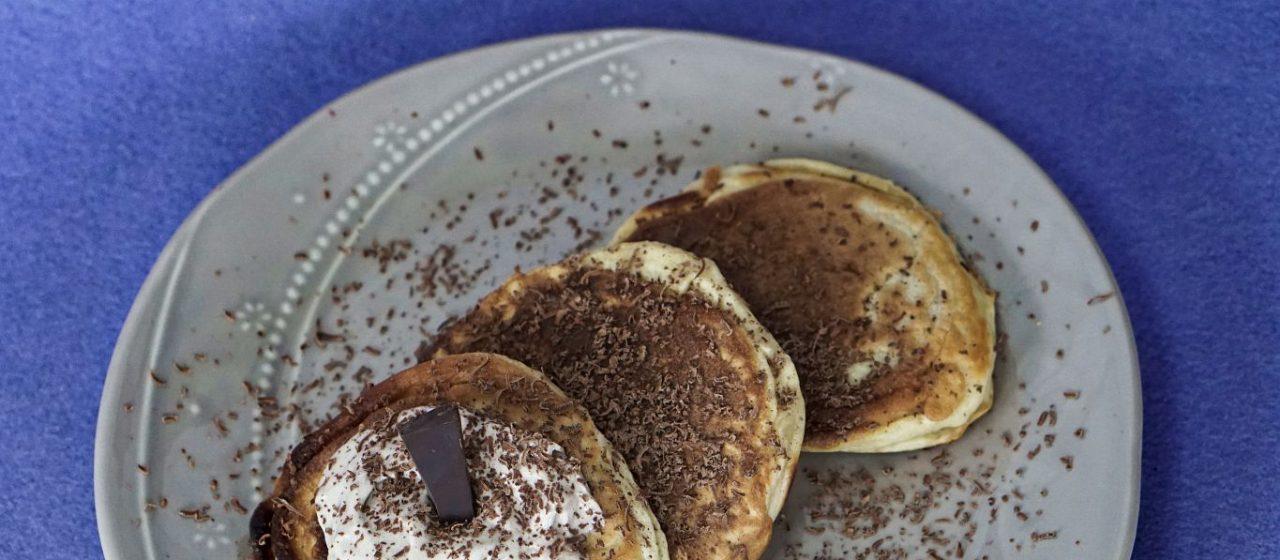 Czekoladowe pancake's